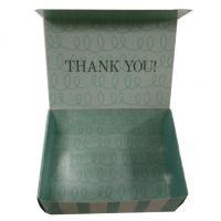 厂家定做白卡纸盒薄荷绿 化妆品茶叶包装礼盒 印刷订制
