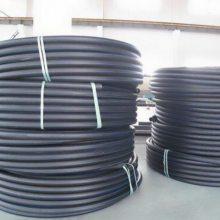 黑色pe水管尺寸-pe管