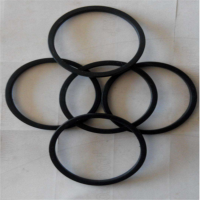 佰源供应耐酸碱耐高温巨形橡胶垫 密封垫 耐油氟橡胶垫 大口径橡胶垫