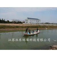 河道净化设备装置,上海河道治理案例