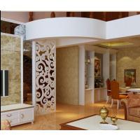 专业厂家定制家居板商铺门面形象墙装饰板玄关隔断板雕刻板