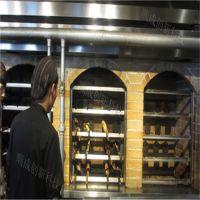 供应不锈钢全自动个人酒店用巴西烤炉,顺成多功能烤肉设备
