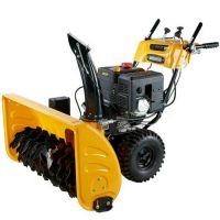 路邦机械 SY-1000新款抛雪机 可调扬雪高度的抛雪机 汽油手推扫雪机