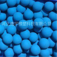 实心振动筛硅胶球 工业硅胶球 硅胶弹跳震动球 耐磨硅胶球可定做加工