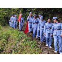 成人儿童八路演出服军套装小红军摄影成人男女童军表演服