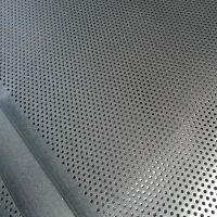 室内装饰网 铝板冲孔网 圆孔装饰网