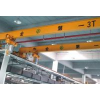 克拉玛依桥式起重机单梁悬挂起重机