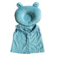 厂家生产宝宝婴儿枕头 婴儿定型枕头保护用品订做外贸