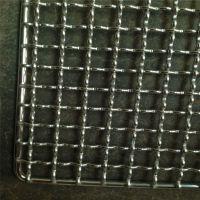 奥科厂家供应圆形不锈钢烧烤网 优等品烧烤架 可加工定制
