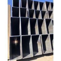 供应山东316L不锈钢方管,不锈钢拉丝矩形管