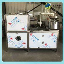 河北邢台豆腐生产设备批发报价 豆腐机一斤大豆出多少豆腐 聚能豆腐机蒸气锅炉
