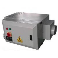 静电式油烟净化器、烟雾净化器、静电油雾收集器、天奕环境、加工中心油雾收集器
