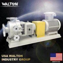 美国WALTON沃尔顿 进口化工保温泵 化工高温离心泵 高温碱泵 不锈钢化工保温泵