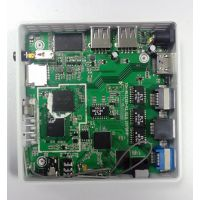 rk3229主板方案PCBA网络机顶盒路由器安卓7高清4k电视盒子播放器