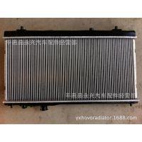 马自达323福美来三代汽车散热器水箱03年款FML汽车水箱水室配件