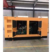 江西200kw千瓦低噪音天然气发电机组 静音箱燃气发电机价格