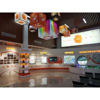 山东展厅设计施工,山东纪念馆设计,山东多媒体数字展馆设计施工