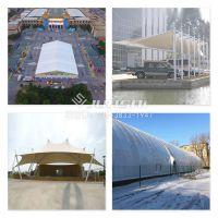 骏精赛小型膜结构设备 自动化机器定制 大型篷布专业焊接成型 PTFE专业设备