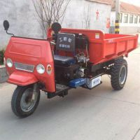 厂家直销工程三轮车 农用三轮车 名鑫大功率高效率运输自卸车
