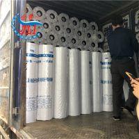 厂家直销 丙纶布300g/400g 国标 聚乙烯丙涤纶复合防水卷材 卫生间车库丙纶防水布