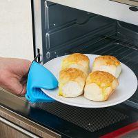 厨房微波炉手套家用加厚 硅胶耐高温炒菜烘焙烤箱专用隔热防烫