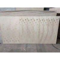7mm整芯漂白杨木条子板多层板包装板胶合板