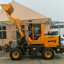 厂家直供志成ZL920全新小铲车无级变速小型轮式装载机工程用四缸铲土机