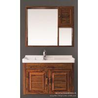 家居浴室柜卫生间卫浴柜洗脸盆镜柜柜组简约现代洁净大方环保健康