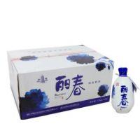 丽春八年陈黄酒375ML整箱12瓶团购批发商杭州