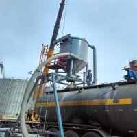 沙土装卸料真空环保气力输送机长软管密封粉料输送机大运量吸料机农友机械