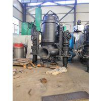 清淤泵抽污泥_加装搅拌器效果更好