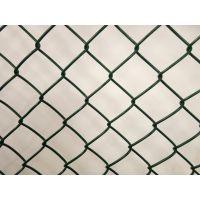 体育场地围网立柱材料 运动场安全防护网 篮球场围网