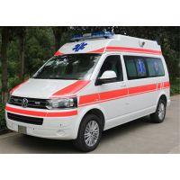 进口大众T6凯路威救护车_大众救护车厂家报价|多少钱?