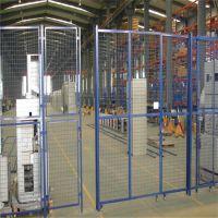 定制框架铁丝隔离网 区域隔离防护网 铁路沿线防护网
