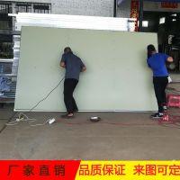 工地彩钢板围挡 阳江彩钢板围挡 厂家价格