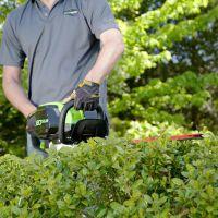 greenworks格力博80V绿篱机 锂电池宽带绿篱机 茶叶修剪机 修枝机