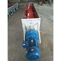 150螺旋输送机用于颗粒状和小块状等松散物料的水平输送和垂直提升权特环保厂家
