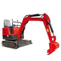 克勒斯供应优质履带式挖掘机 0.8吨微型挖掘机 液压式履带小挖机