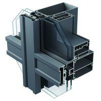 广东兴发铝业全能智慧型挂钩式幕墙系统|幕墙主体