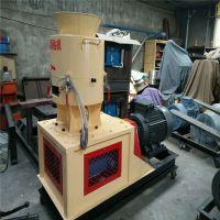 生物质燃料颗粒机 废菌棒锯末造粒机 秸秆燃料颗粒机