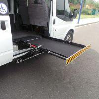 面包车商务车侧门用残疾人升降平台MINI-UVL
