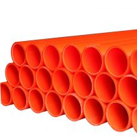 陕西MPP电力管 市政通讯管MPP电力电缆保护套管 顶管 直埋管拖拉管厂家直销