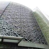 山东2.5氟碳冲孔铝单板、镂空雕花烤瓷铝单板