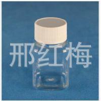批发pet大口透明塑料方瓶子50克广口瓶子胶囊瓶子药瓶聚酯瓶子