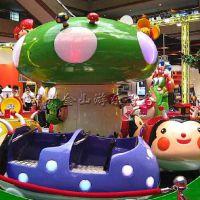 公园瓢虫乐园厂家报价-室内儿童乐园设备价格