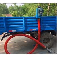 小型单相电软管抽粮机 秋季收获玉米装车用吸粮机