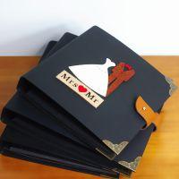 手工粘贴式相薄创意相礼品旅游纪念记录浪漫爱情diy相册照片书
