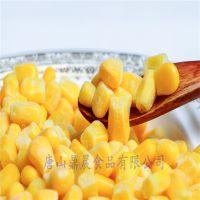 供应鼎晨食品速冻中甜甜玉米粒