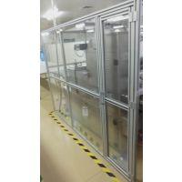 亚克力设备安全护栏铝合金型材机器人安全围栏工作站围栏隔断