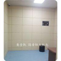 德庆县法院讯问室隔音防撞软包 奥壹凯厂家